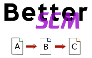 """Better SCM"" Site Logo"