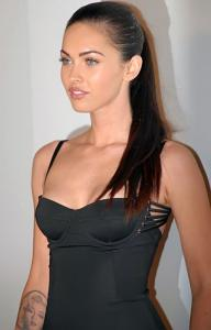 Photo of Megan Fox from the English Wikipedia