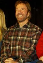 Photo of Chuck Norris from the English Wikipedia