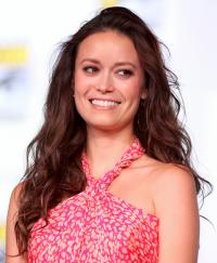 Photo of Summer Glau from the English Wikipedia